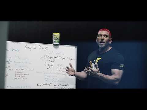 The Guerrilla Chemist Explains His King Of Pumps Non Stim Pre-Workout Formula