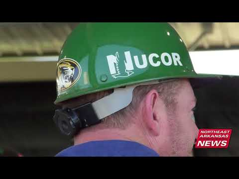 NUCOR Steel Expansion Adds 100 Jobs To NEA