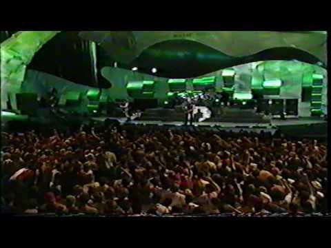 Metallica King Nothing  2000 Seattle WA