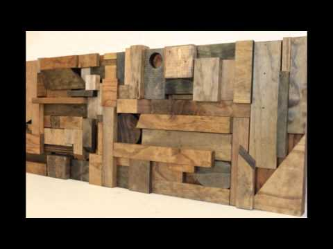 ideas de decoracin de madera de decoracin de paredes youtube - Decorar Paredes Con Madera