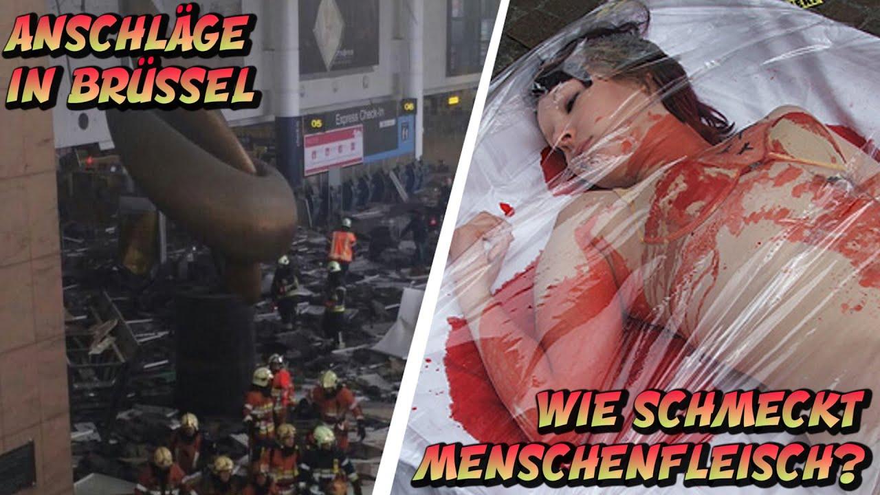 Anschläge in Brüssel, Menschenfleisch kosten & Apple vs
