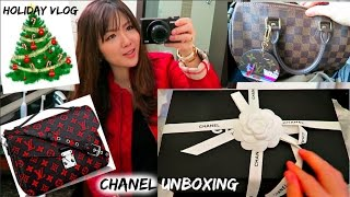 vlog chanel unboxing cuba 2017 collection holiday trip shop and eat