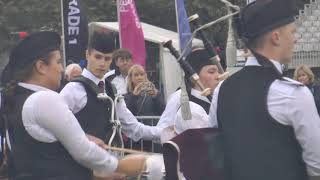 World Pipe Band Championships 2018/Juvenile - George Watson's College