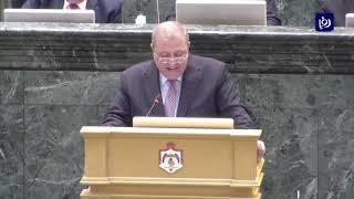 """""""النواب"""" يناقش """"صفقة القرن"""" والطراونة يدعو الاتحاد البرلماني لجلسة طارئة - (2/2/2020)"""