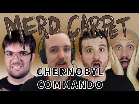 Merd Carpet - Chernobyl Commando con QDSS & PDV