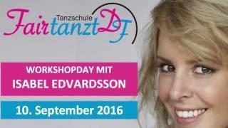 Fairtanzt workshopday isabel edvardsson