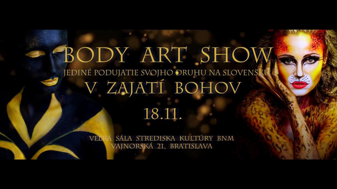 Teaser Body Art Show 2017