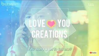 Dil Ki Baatein Dil Hi Jaane song | Korean mix || || MERA SANAM || love 💟 you Creations ||