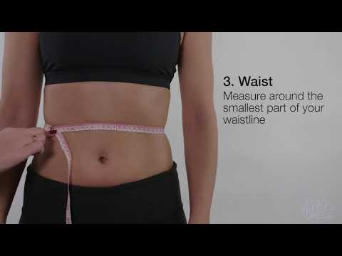 How to take your YWD measurements
