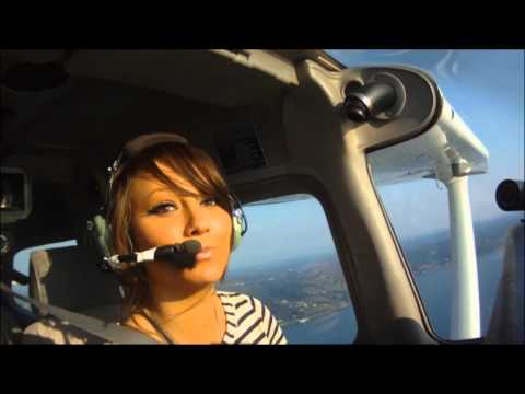 Cessna 172 flight training