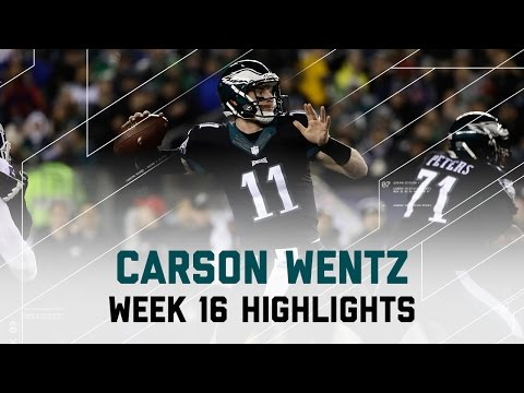 Carson Wentz Leads Gutsy Performance! | Giants vs. Eagles | NFL Week 16 Player Highlights