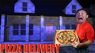 Gay Dreams Pizza Delivery