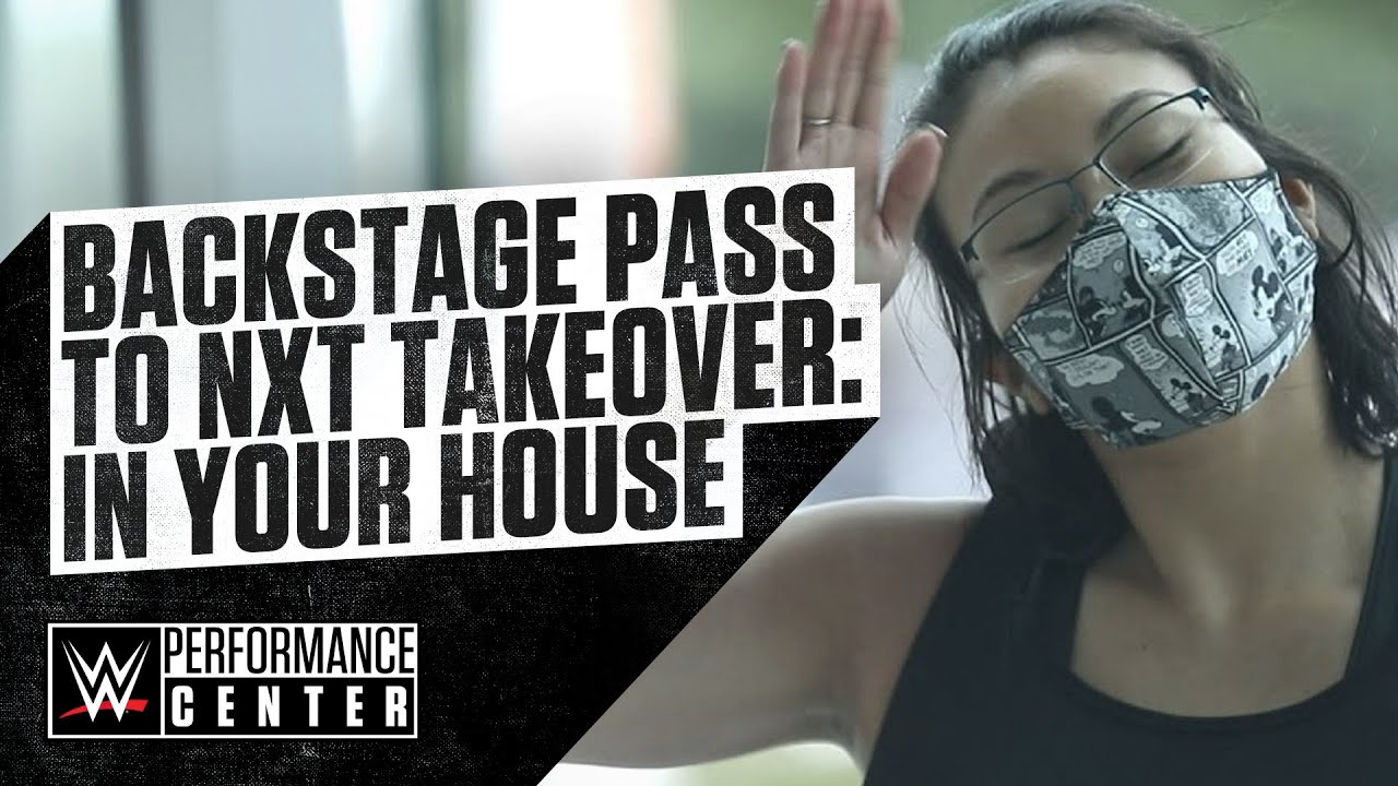Backstage Pass to NXT TakeOver: In Your House