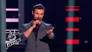 Peter Zakharov «Curly Maple» - Blind Auditions - The Voice Russia - Season 7