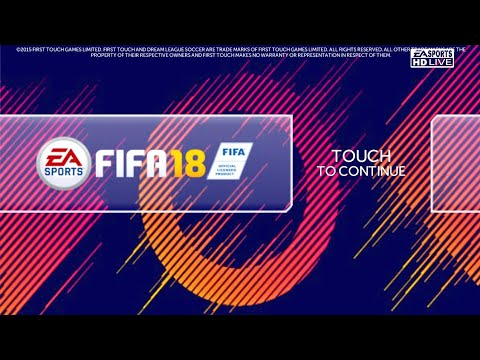 FIFA 18 MOD DLS Classic Android Offline 230 MB HD Graphics