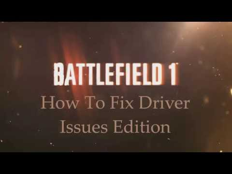 Battlefield 1 How To Fix AMD Driver to 16.20.1025 Issue For AMD 5000/6000 GPUS