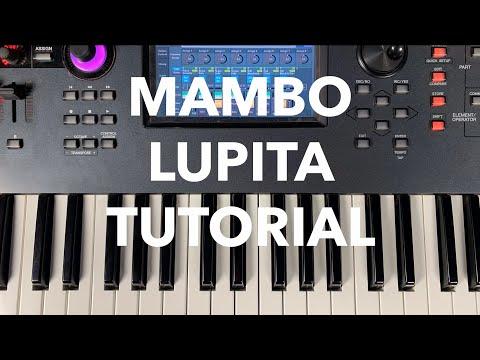 Mambo Lupita [TUTORIAL] - Los Socios Del Ritmo
