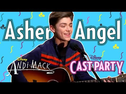 Tomorrow Starts Today feat. Asher Angel | Andi Mack | Disney Channel