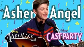 Tomorrow Starts Today Feat Asher Angel Andi Mack Disney Channel