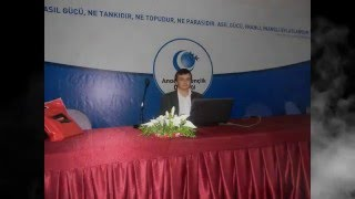 Agd Ankara Şube Üniversite Komisyonumuzda Devir Teslim Yapan Kardeşlerimiz