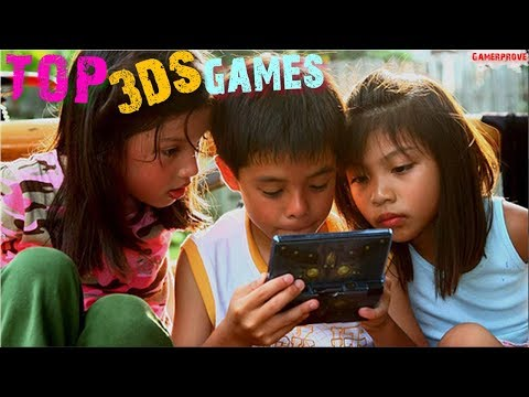 TOP 75 Nintendo 3DS of All Time❤   THE BEST GAMES!!