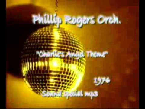 Phillip Rogers Feat. Oral Caress - Charlie's angels theme 1976 Disco version #1