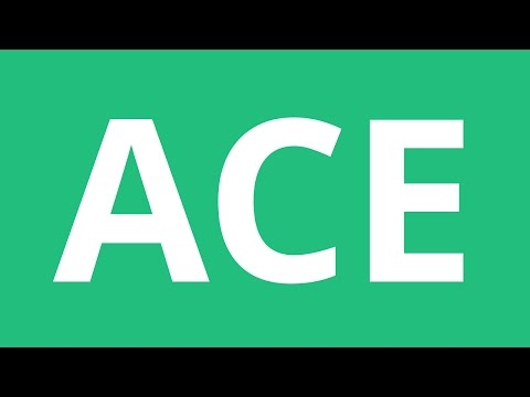 How To Pronounce Ace - Pronunciation Academy - 동영상