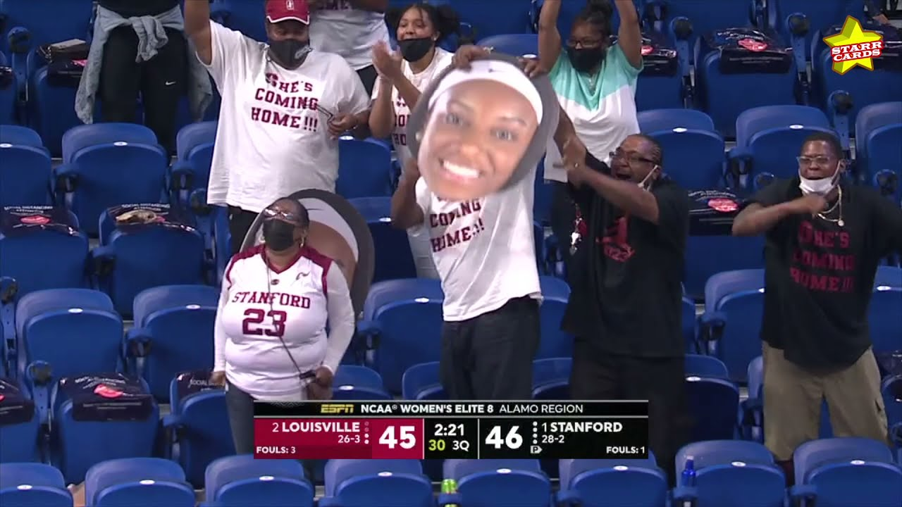 Russell Wilson cheers on sister Anna and Stanford women to NCAA ...