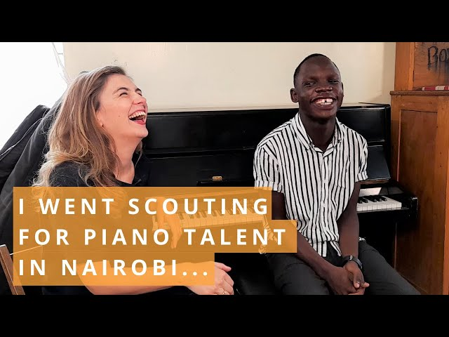 On Being a Pianist in Kenya: documentary | classical music in Nairobi | Cordelia Williams