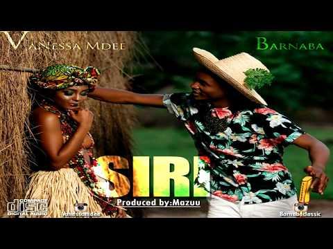 Barnaba & Vanessa Mdee - Siri Audio