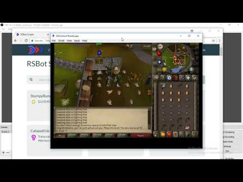 Best Runescape Bot 2019 How to bot on Runescape 2019 (OSRS/RS3)   YouTube