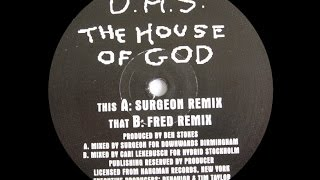 D.H.S. - The House Of God ( Drax Remix )