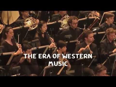 ยุคสมัยของดนตรีตะวันตก (The Era of Western Music) 6015