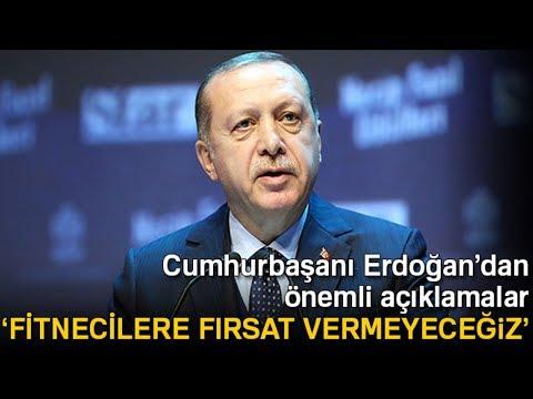 """Cumhurbaşkanı Erdoğan: """"Türkiye'yi İki Kat Daha Büyüttüğümüzde..."""""""
