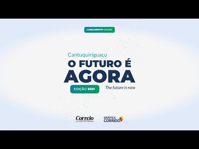 Lançamento oficial do Anuário Socioeconômico: Cantuquiriguaçu - O FUTURO É AGORA