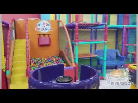 Gestão de Parques Infantis e Brinquedotecas em Shopping Centers.