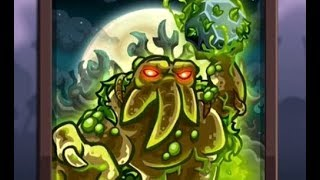 Kingdom Rush Vengeance - Swamp Thing FULL REVIEW