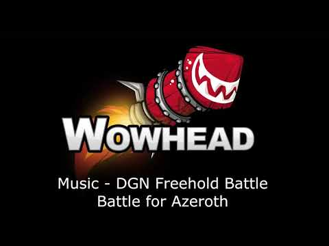 DGN Freehold Battle Music - Battle for Azeroth Soundtrack
