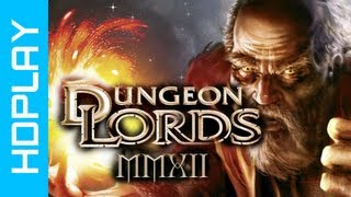 Dungeon Lords MMXII - Gameplay PC | HD