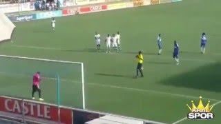 Messi'nin penaltı pasına özendi rezil oldu!!!!!