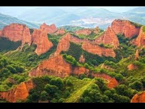 Las Medulas - Ancient Roman Gold Mines