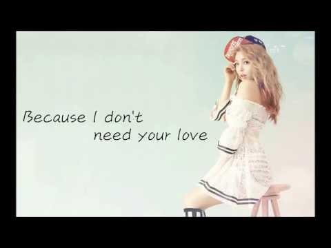 【中字】Ailee-I'll be OK