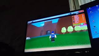 video on roblox its share in peanuts at the end