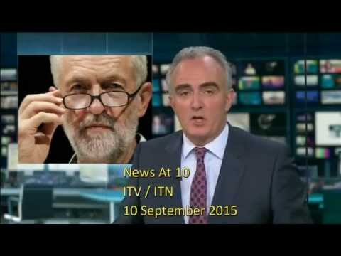 ITV News on the end of the Labour leadership contest and Jeremy Corbyn