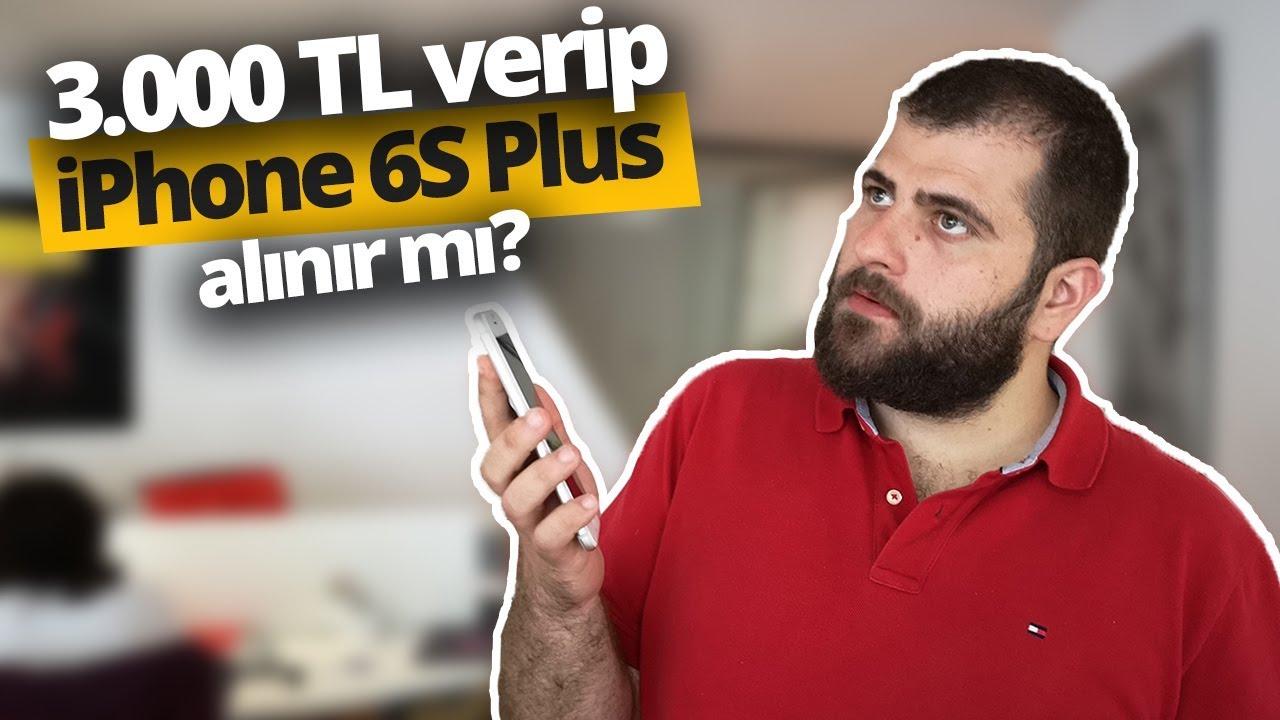 3.000 liraya iPhone 6s Plus alınır mı? SDN ekibi cevapladı!