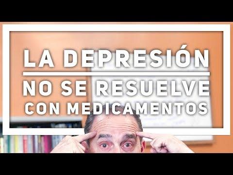 Episodio #1561 La Depresión No Se Resuelve Con Medicamentos