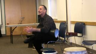 World Drumming with Joe Tayoun