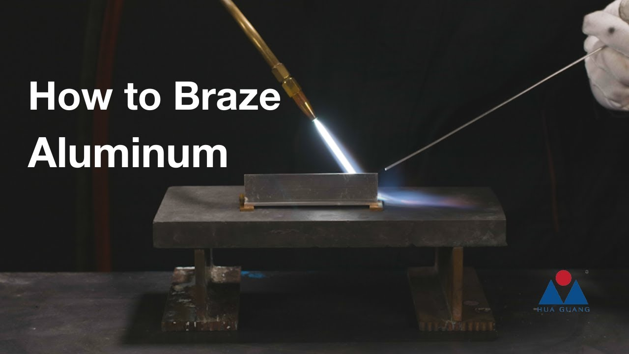How to Braze Aluminum: Flame & Induction Brazing