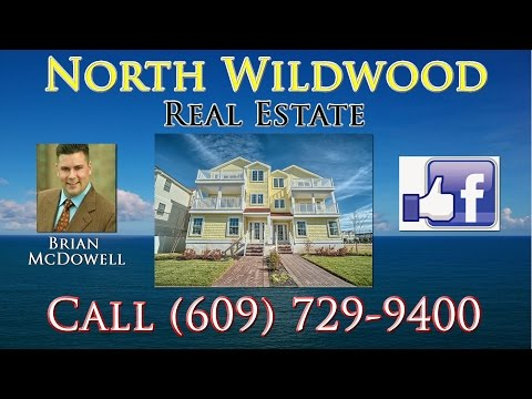 North Wildwood Real Estate  Call (609) 729-9400 - Brian McDowell