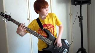 Primus tommy the cat bass cover